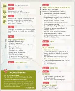 Programa Jornada Autea 2
