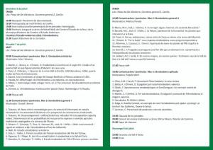Programa IX Jornades Etnobotanica