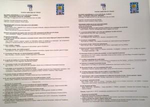 Programa 32a Diada Andorrana