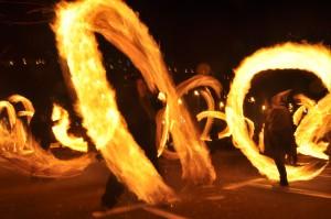 Cremada de Falles