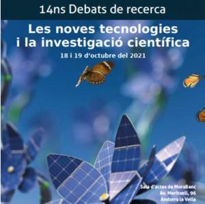 portada 14ns Debats de recerca